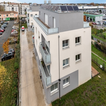 Logements collectifs Lormont